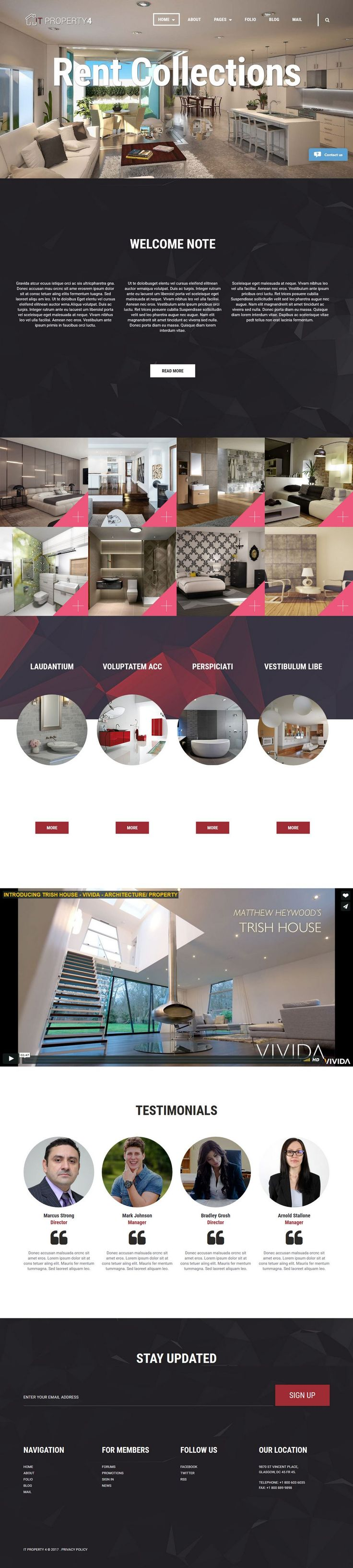 IT Property 4 Joomla Template. IT Property is a Premium Joomla Theme from ICE Theme. This template can be use for real estate property websites, agents, builders to showcase their inventories to capture their customers online.   #Joomla Real Estate Templates #Joomla Templates 2017 #Joomla Themes 2017 #Premium Joomla Templates #Premium Joomla Themes #Real Estate Joomla Templates
