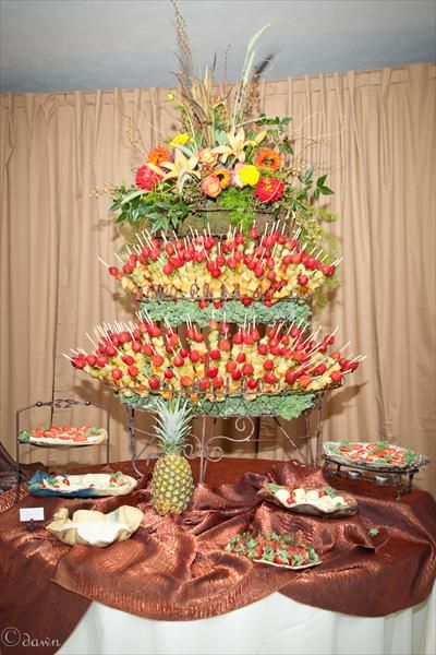 76 best WEDDING FOOD images on Pinterest | Dessert tables ...