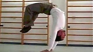 Ido Portal on Paleo Diet, CrossFit, Gymnastics, Motivation, Movement & More - RawBrahs, via YouTube.