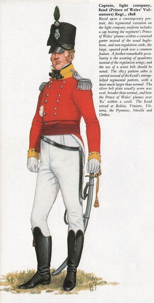 17 Best Images About Military Reference Napoleonic British