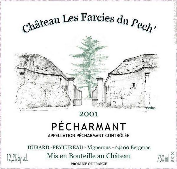 Chateau Les Farcies du Pech, Pecharmant, France