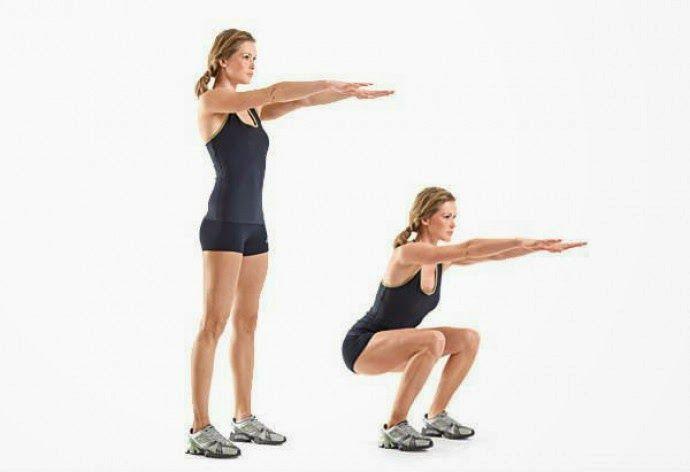 Brazilian Butt Workout: Piles