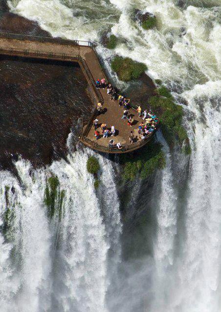 Iguazu Falls,Argentina, Misiones Province: