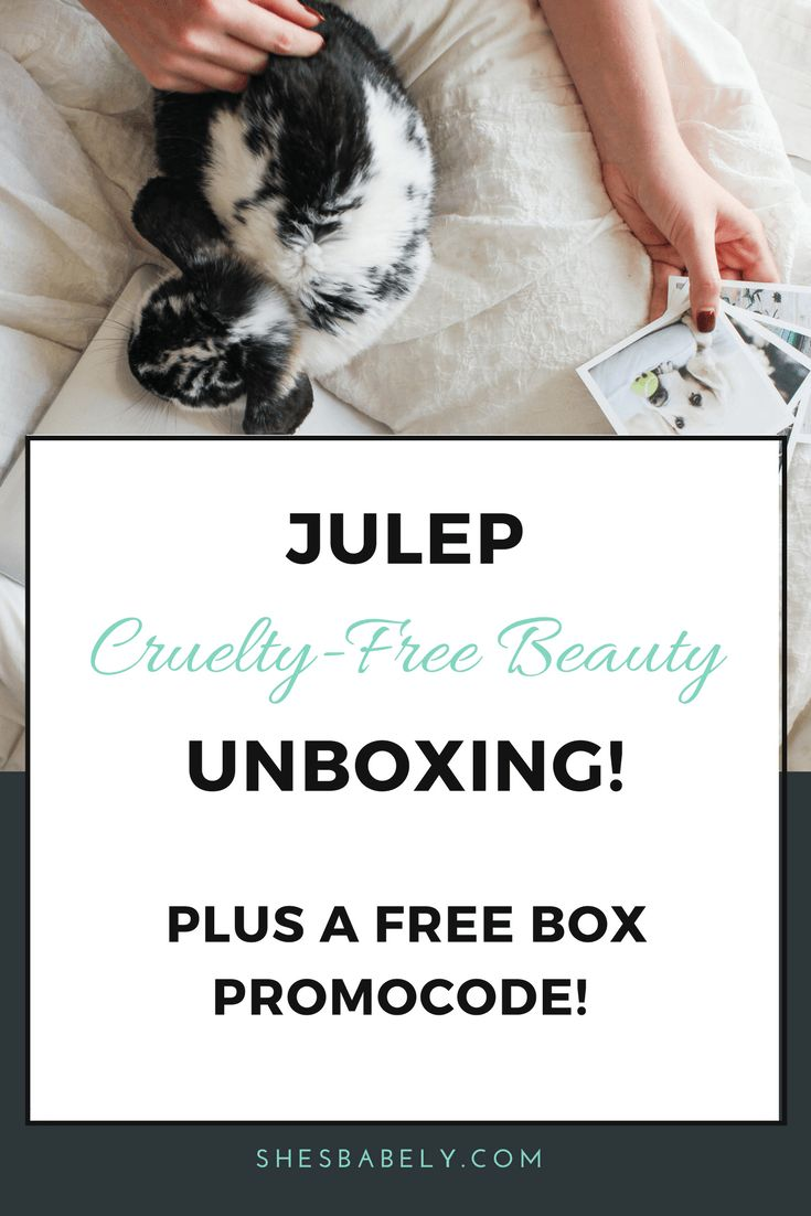 Cruelty-free beauty unboxing & giveaway!