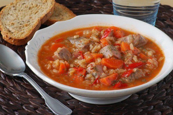 #Receta saludable: Arroz caldoso con atún y verduras