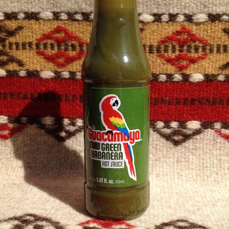 Guacamaya Green Habanera EXTRA Hot Sauce