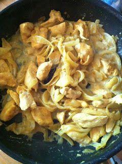 Dukan Chicken Curry