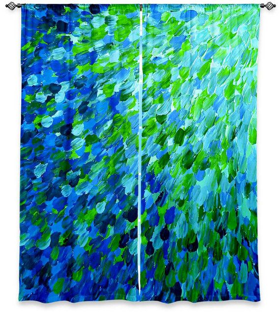 Green Curtains blue and green curtains : 17 Best ideas about Royal Blue Curtains on Pinterest | Blue and ...