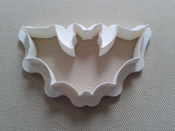 Bat Batman Cookie Cutter 3d Printed
