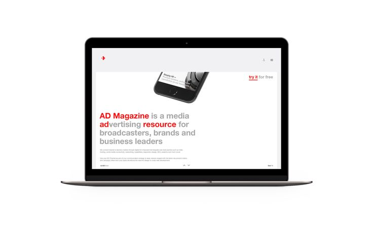 AD Magazine on Behance