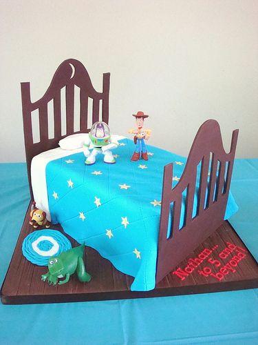 Toy Story Cake, awesome cake....