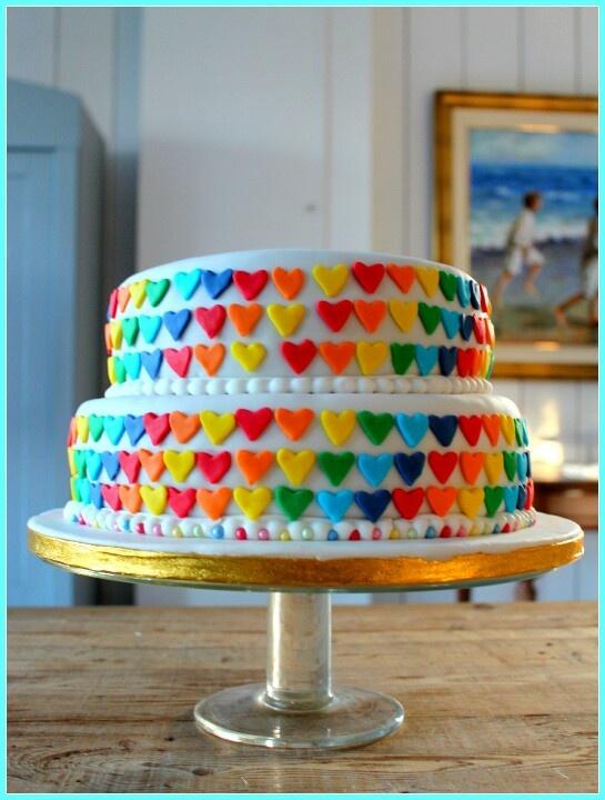 Birthdaycake made by LoreleibyLorelei