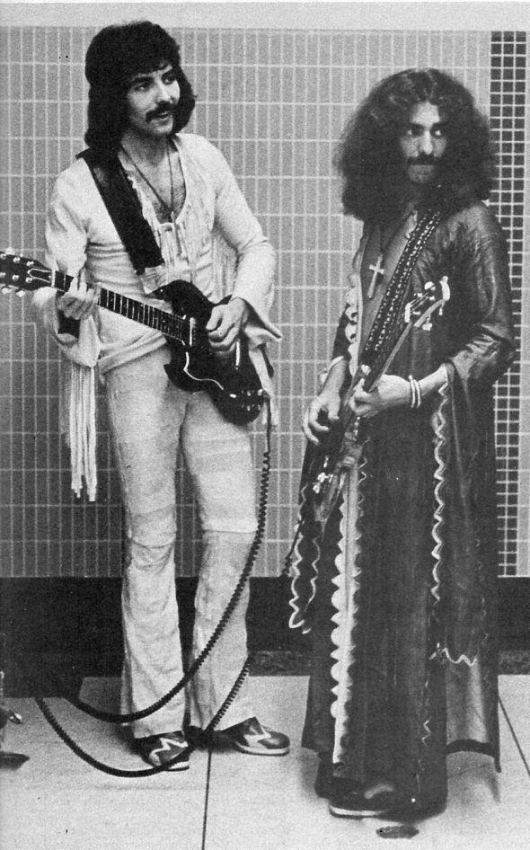 Tony Iommi & Geezer Butler | Black Sabbath                                                                                                                                                     More