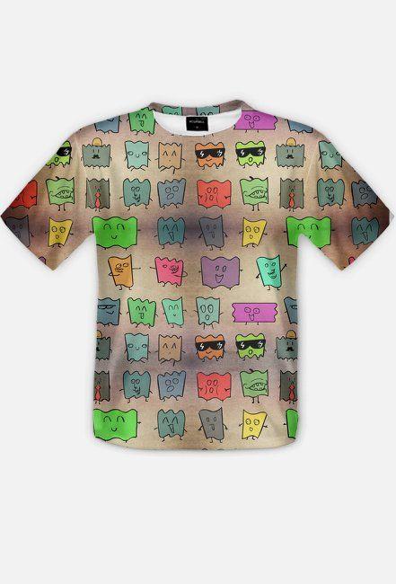 Falowana koszulka!