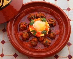 Maroc - Keftas de bœuf & agneau