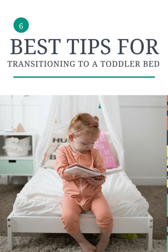 The Transition to a Toddler Bed:  all the Tips and tricks you need to know to make it a smooth and happy one!