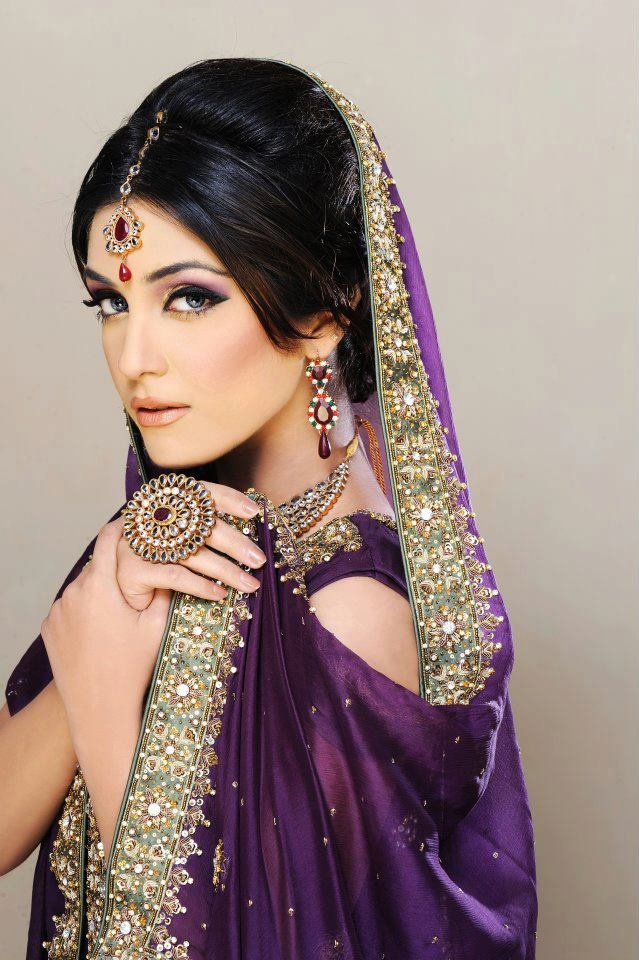 Gorgeous Bridal Shoot by Khawar Riaz.