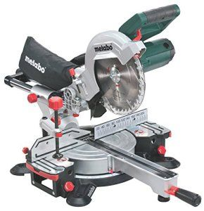 Metabo 619260000 KGS Scie à onglet radiale 216 M