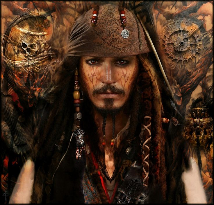 The Brother Of Jack Sparrow | por Daniel Arrhakis