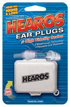 $14.49 Hearos Hi Fidelity Musician Ear Plugs