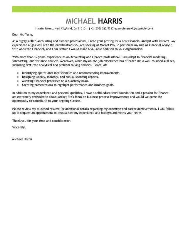 30+ Cover Letter Samples Cover Letter Designs Job application