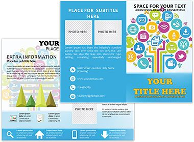 Best Brochure Templates Images On Pinterest Patterns And Butter - Brochure online template