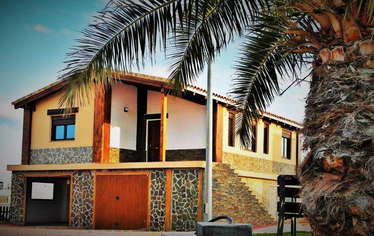 Casa prefabricada de hormigon con sotano casas de acero y - Casas prefabricadas guadalajara ...