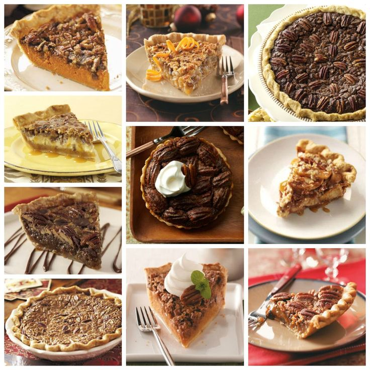 Top 10 Pecan Pie Recipes from Taste of Home