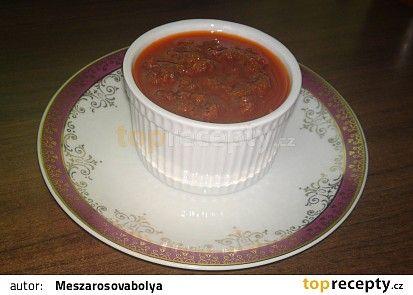 Harissa - pálivá pasta recept - TopRecepty.cz