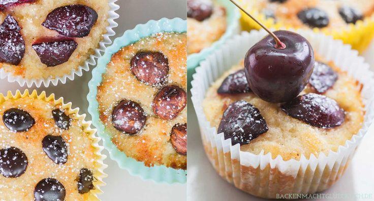 Grundrezept für Low Carb Muffins mit Kokosmehl und Mandeln. Die Muffins sind zuckerfrei, glutenfrei, sehr saftig und lecker.