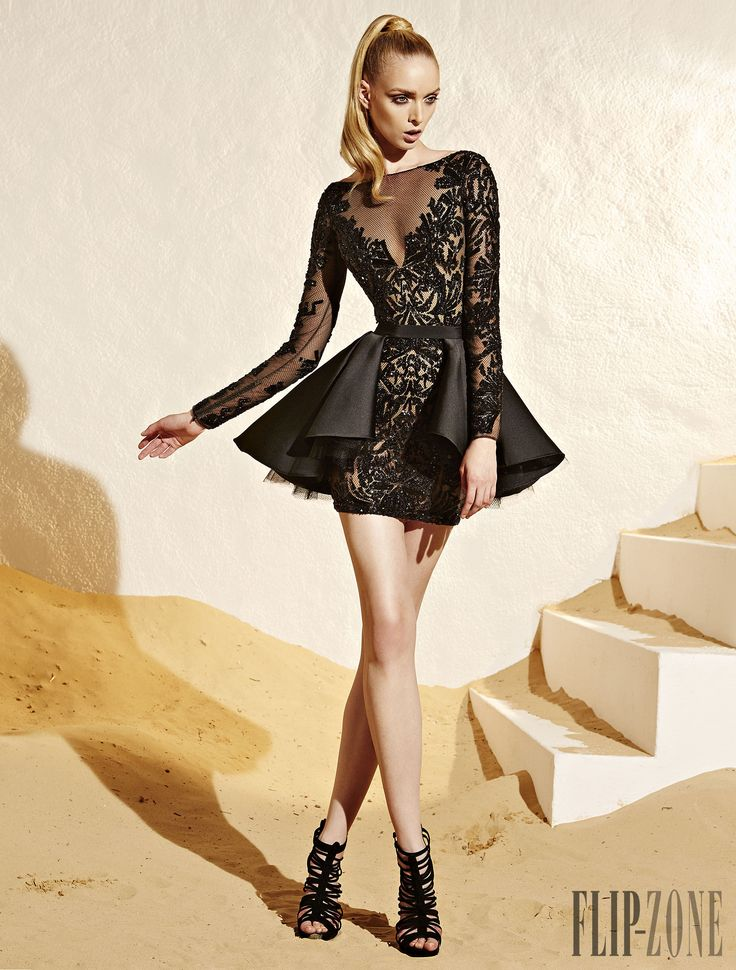 Zuhair Murad Resort 2015 - Ready-to-Wear - http://www.flip-zone.net/fashion/ready-to-wear/fashion-houses-42/zuhair-murad-4848