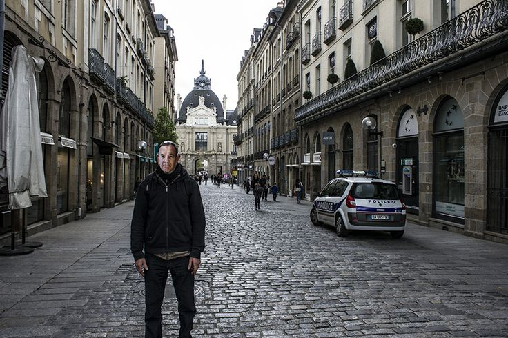 Reportage : Manifestation du 1er Mai 2014 - Rennes - http://maaanu.com - Emmanuel Brossier