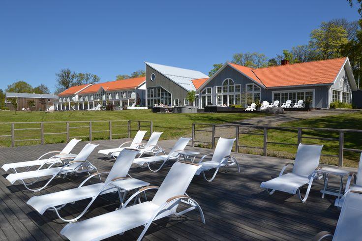 Gränsö Slott i Västervik, Kalmar län