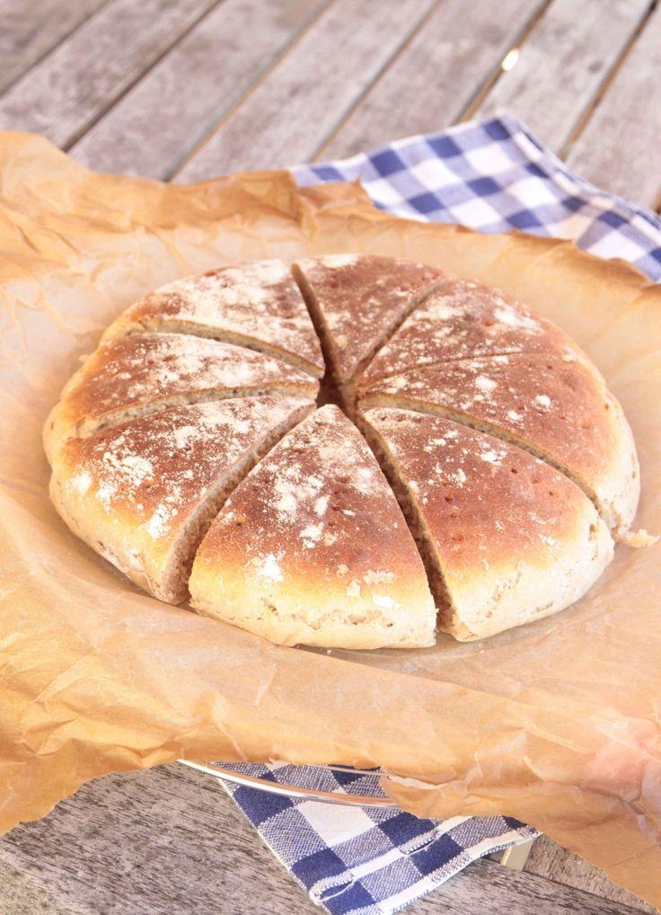 Enkla frukostbrödet i form | Tidningen Hembakat
