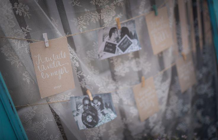 Wedding corner// Foto: Vicente Forés. Organización: Señor y señora de #bodassrysrade www.señoryseñorade.com