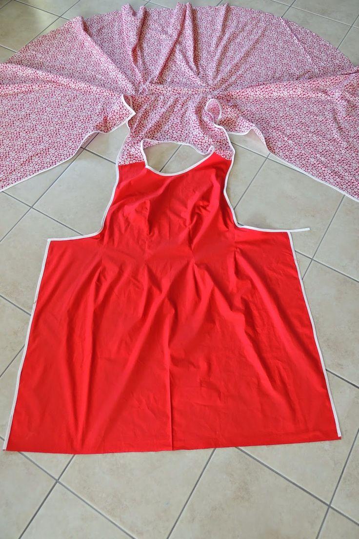 Time Travel with Retroline: Butterick Walkaway dress B4790