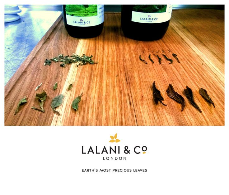 Dry and infused: Artisan, hand-sorted teas from Gopaldhara and Jun Chiyabari.  www.lalaniandco.com/the-collection