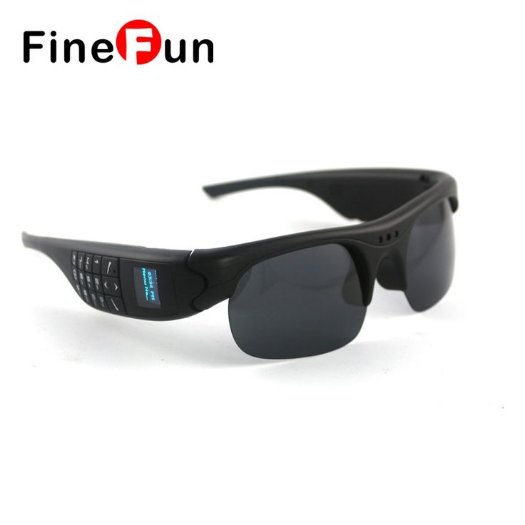 (169.99$)  Watch more here - http://aipit.worlditems.win/all/product.php?id=32749604766 - FineFun Bluetooth Sunglasses Mini DVR DV Audio Video Recorder Camcorders Video Camara MP3 player Smart Glasses TF Phone Card