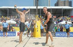 Find Photos Of Casey Patterson and Jake Gibb Win Back-to-Back-to-Back U.S. Beach Volleyball Events! And Much More At RachelMDLong.com