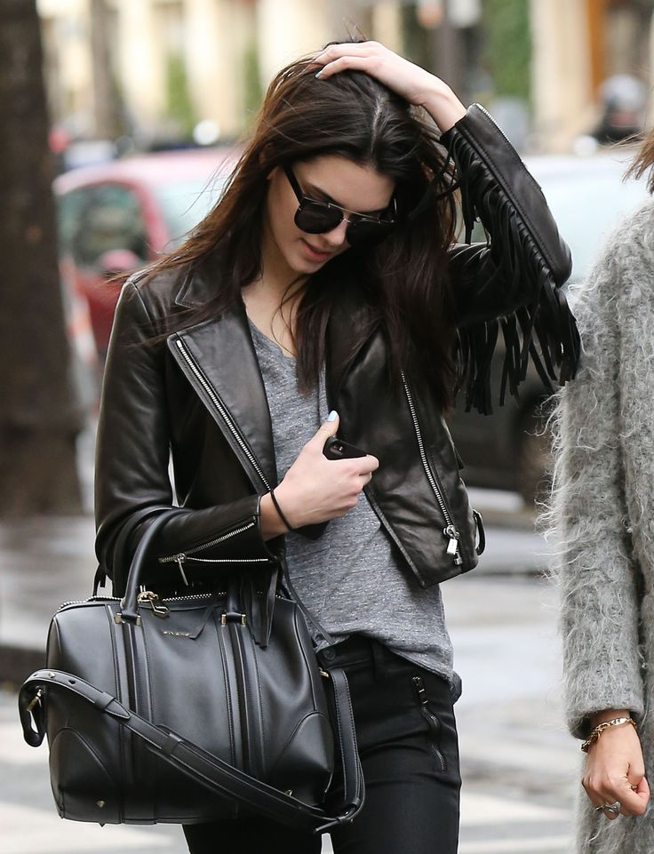 Kendall Jenner Casual Look Inspiration Pinterest