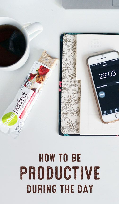 There are so many ways to try and refresh your routine in the new year. From eating well to staying more organized, find simple tips for staying on-track with this guide for How to Be Productive and Focused During the Day. With help from Strawberry Yogurt ZonePerfect Nutrition Bars, you're sure feel inspired to find ways to make sticking to your goals easy as well as delicious!