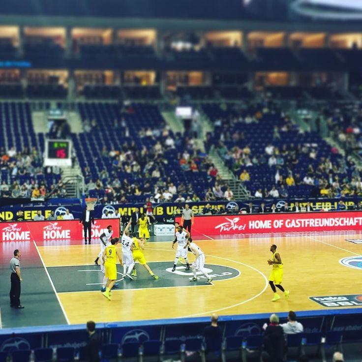 ALBA Berlin - med Bayreuth #basketball #berlin #alba #albaberlin #bball #bbl #BekoBBL by maria_berlin