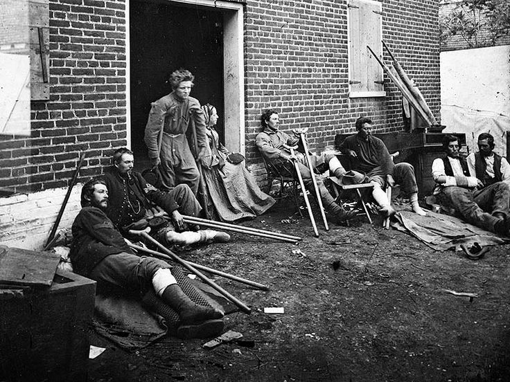 Photos from the Civil War