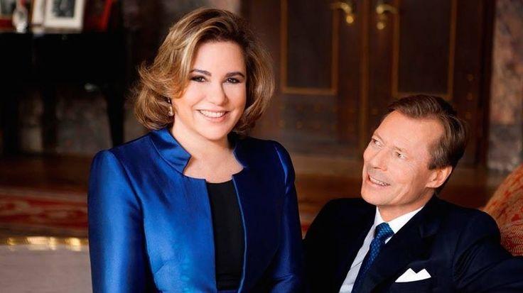 Huwelijksverjaardag Henri en Maria Teresa - Blauw Bloed