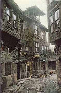 Istanbul. 1973