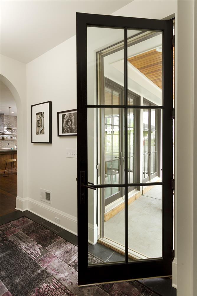 25 Best Ideas About Black Exterior Doors On Pinterest