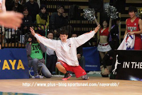 【NBL】2014/2/15,16 レバンガ北海道、和歌山トライアンズに連敗しイースタン4位へ転落。