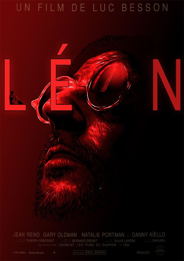 Léon, The Professional ( Favorite movie of all time! What do you think about about this movie?)