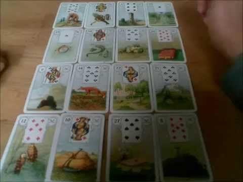 Kartenlegen lernen  gratis | Gericht Finanzen | Kindesunterhalt