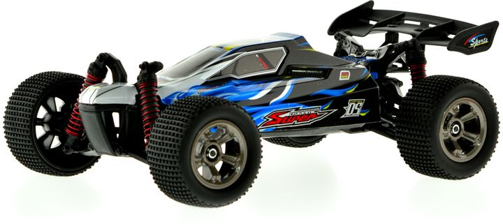Blue Remote Control Dune Buggy